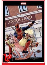 DEADPOOL 9 -  Mensuel (Février 2018) Vol. 09 Variant Cover Angoulème par Panini Comics libigeek 9782809470772