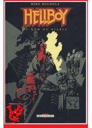 HELLBOY 2 (Janv 2004) Vol. 02 / Au nom du Diable par Delcourt Comics libigeek 9782847890747