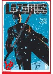 LAZARUS 7 (Juin 2020) Vol. 07 de RUCKA - LARK par Glenat Comics libigeek 9782344035641