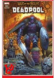 DEADPOOL 1 - Mensuel (Janv 2020) Vol. 01 par Panini Comics libigeek 9782809483444