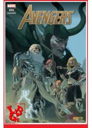 AVENGERS 5 - Mensuel (Juillet 2020) Vol. 05 par Panini Comics libigeek 9782809487282