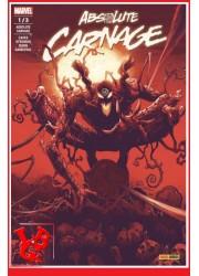 ABSOLUTE CARNAGE 1 - Mensuel (Juillet 2020) Vol. 01/03 par Panini Comics libigeek 9782809487640