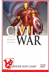 CIVIL WAR 5 Marvel Deluxe (Sept 2013) Vol. 05 / Choisir son camp par Panini Comics libigeek 9782809430783