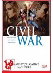 CIVIL WAR 6 Marvel Deluxe (Aou 2014) Vol. 06 / Comment j'ai gagné ... par Panini Comics libigeek 9782809441727