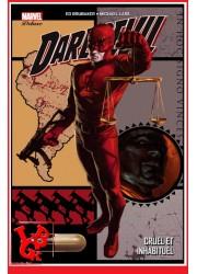 DAREDEVIL par Brubaker 3 Marvel Deluxe (Aout 2017) Vol. 03 / Cruel et Inhabituel par Panini Comics libigeek 9782809465419