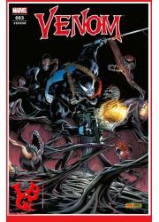 VENOM Fresh Start 3 - Mensuel (Juin 2019) Vol. 03 par Panini Comics libigeek 9782809477832
