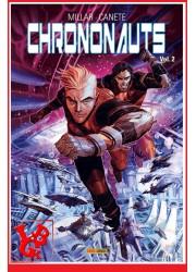 CHRONONAUTS 2  (Juin 2020) - Millar - Netflix Vol. 02 par Panini Comics libigeek 9782809487152