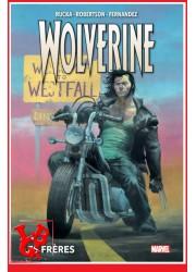 WOLVERINE 1 Marvel Deluxe (Juin 2020) Vol. 01 / Les frères par Panini Comics libigeek 9782809487091