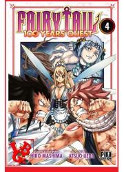 FAIRY TAIL 100 Years Quest 4 / (Janv 2020) Vol. 04 par Pika libigeek 9782811652319