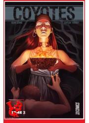 COYOTES 2 (Juin 2020) Vol. 02 par Hi Comics libigeek 9782378871109
