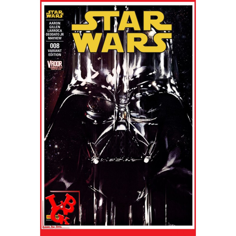 STAR WARS 8 - Mensuel (Juillet 2016) Vol. 08 Variant Cover par Panini Comics libigeek 9780563905505