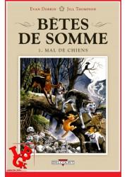 BETES DE SOMME 1 (Juin 2012) Vol. 01 / Mal de chiens - Hellboy par Delcourt Comics libigeek 9782756031507