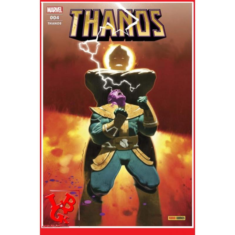 THANOS 4 Mensuel (Aout 2020) Vol. 04 - Panini Comics - VF - Softcover libigeek 9782809487961