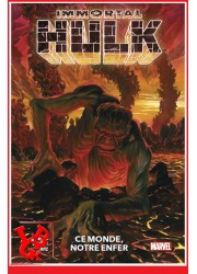 IMMORTAL HULK 100% - 3 - (Janv 2020) Ce monde, notre enfer par Panini Comics libigeek 9782809483505