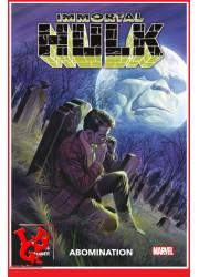IMMORTAL HULK 100% - 4 - (Juil 2020) Abomination par Panini Comics libigeek 9782809487664