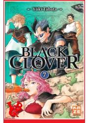 7 - BLACK CLOVER - Vol.07 par KAZE Manga libigeek 9782820328700