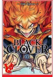 15 - BLACK CLOVER - Vol.15 par KAZE Manga libigeek 9782820332929