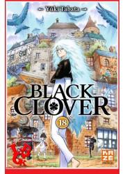 18 - BLACK CLOVER - Vol.18 par KAZE Manga libigeek 9782820335487