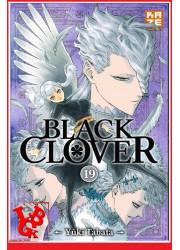 19 - BLACK CLOVER - Vol.19 par KAZE Manga libigeek 9782820335661