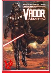 VADOR ABATTU - Star Wars Deluxe par Panini Comics libigeek 9782809487855