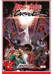 ABSOLUTE CARNAGE 100%  (Aout 2020) - Mortelle Protection par Panini Comics libigeek 9782809488005
