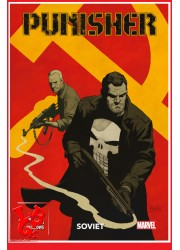 PUNISHER 100% (Aout 2020) - Soviet par Panini Comics libigeek 9782809491043