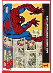 AMAZING SPIDER-MAN (Aout 2020) - Comic Strips 1977-1979 par Panini Comics libigeek 9782809487473