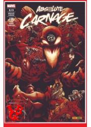 ABSOLUTE CARNAGE 2 - Mensuel (Sept 2020) Vol. 02/03 par Panini - Softcover Comics libigeek 9782809487985