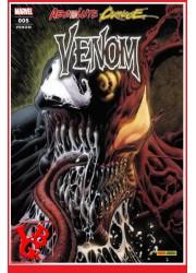 VENOM 5 - Mensuel (Sept 2020) Vol. 05 Absolute Carnage par Panini Comics - Softcover libigeek 9782809489187