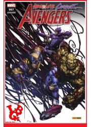AVENGERS 7 - Mensuel (Sept 2020) Vol. 07 Absolute Carnage  par Panini Comics - Softcover libigeek 9782809487923