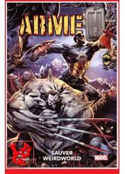 ARME H - 2 (Aout 2020) Sauver Weirdworld - 100% Marvel par Panini Comics libigeek 9782809489224