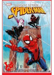 SPIDER-MAN Marvel Action / Kids - Nouveau départ par Panini Comics libigeek 9782809487275