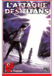 L'ATTAQUE DES TITANS 30 (Mai 2020) Vol. 30 - Seinen par Pika libigeek 9782811653217