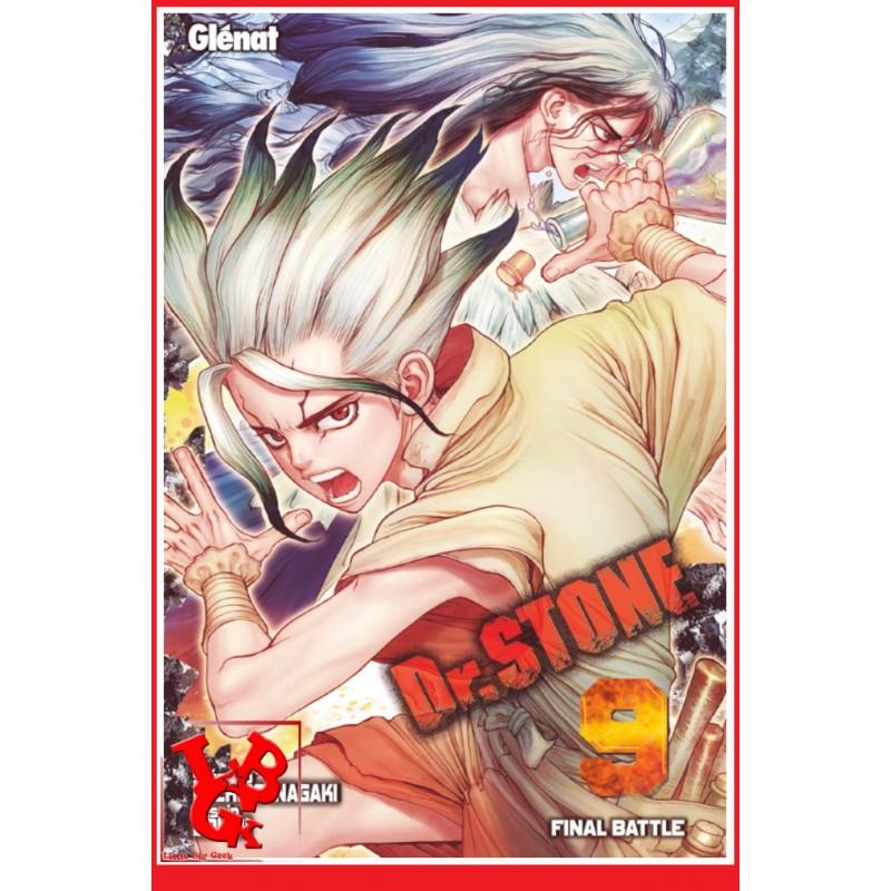 Dr STONE 9 (Janv 2020) Vol. 09 Shonen par Glenat Manga libigeek 9782344039687