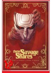 THESE SAVAGE SHORES par Hi Comics libigeek 9782378871604