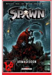 SPAWN 15 La saga infernale (Avr 2017)  Vol. 15 / Armageddon par Delcourt Comics libigeek 9782756093291