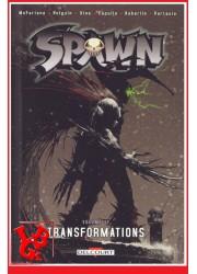 SPAWN 17 La saga infernale (Mai 2019) Vol. 17 / Transformations par Delcourt Comics libigeek 9782413015482