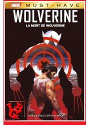 WOLVERINE / La mort de Wolverine - Must Have Marvel par Panini Comics libigeek 9782809490503