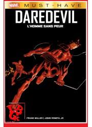 DAREDEVIL / John ROMITA  Frank MILLER - Must Have Marvel par Panini Comics libigeek 9782809488203