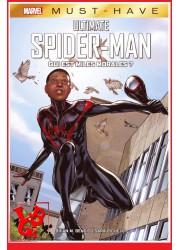 SPIDER-MAN / Ultimate Miles MORALES - Must Have Marvel par Panini Comics libigeek 9782809488210