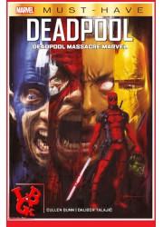 DEADPOOL / Massacre Marvel - Must Have Marvel par Panini Comics libigeek 9782809488180