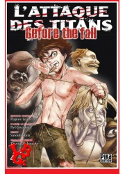 L'ATTAQUE DES TITANS / Before the Fall - 5 (Sept 2015) - Seinen - Vol.05 par Pika libigeek 9782811625498