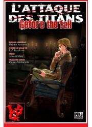 L'ATTAQUE DES TITANS / Before the Fall - 15  (Dec 2018) - Seinen - Vol. 15  par Pika libigeek 9782811645748