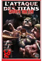 L'ATTAQUE DES TITANS / Before the Fall - 16  (Mai 2019) - Seinen - Vol. 16  par Pika libigeek 9782811648794