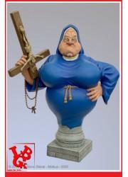 SOEUR MARIE THERESE Des Batignolles / Maester- Buste resine par Attakus libigeek 3700472005073