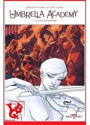 UMBRELLA ACADEMY 1 (Fev 2019) Vol. 01 / La suite apocalyptique par Delcourt Comics libigeek 9782413019749