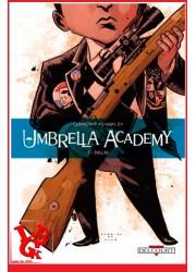 UMBRELLA ACADEMY 2 (Fev 2019)  Vol. 02 / Dallas par Delcourt Comics libigeek 9782413019732