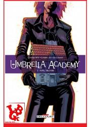 UMBRELLA ACADEMY 3 (Sept 2019)  Vol. 03 / Hotel Oblivion par Delcourt Comics libigeek 9782413012962