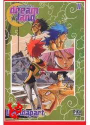 DREAMLAND 11 (Juin 2012) Vol. 11 - Shonen par Pika libigeek 9782811606985