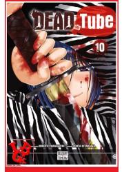 DEAD TUBE 10 / (Mai 2019) Vol. 10 par Delcourt Tonkam libigeek 9782413016984